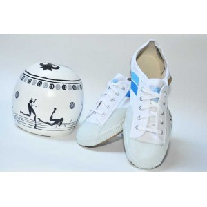 Chaussures capoeira Blanche